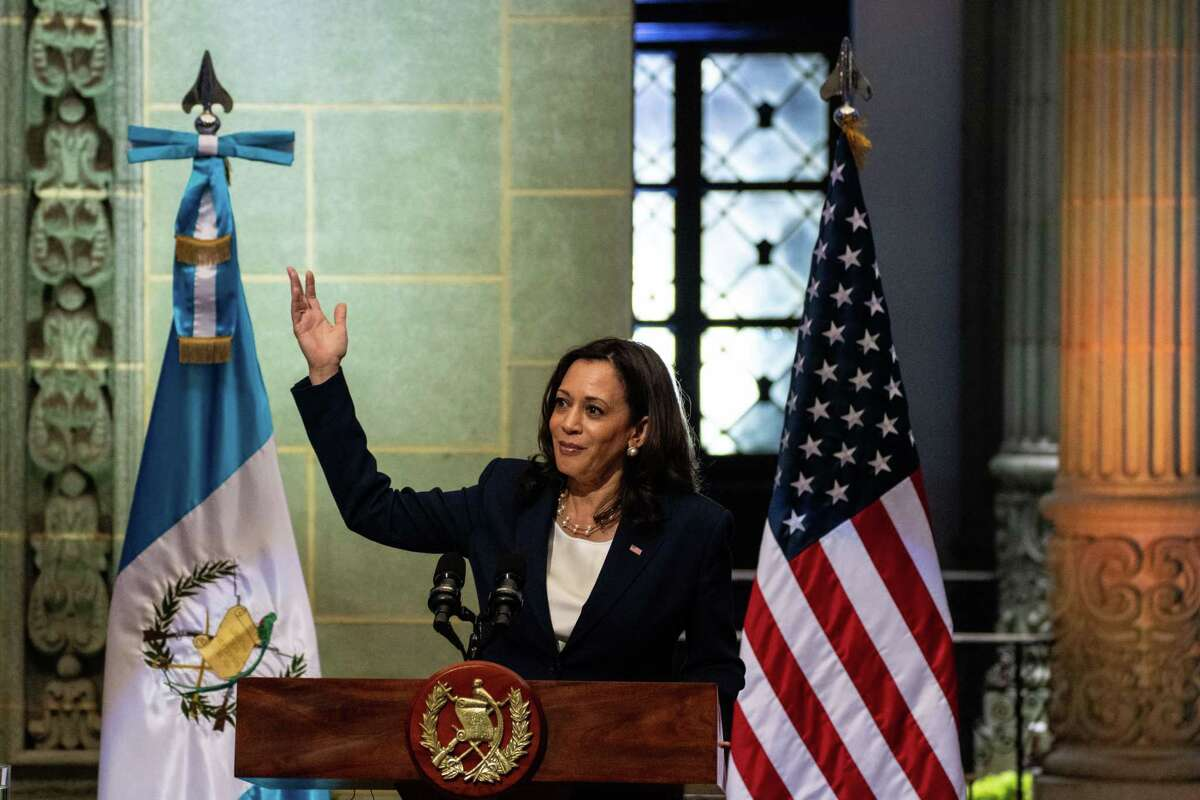 Vice President Kamala Harris visited Mexico and Guatemala earlier this month. (Kent Nishimura/Los Angeles Times/TNS)