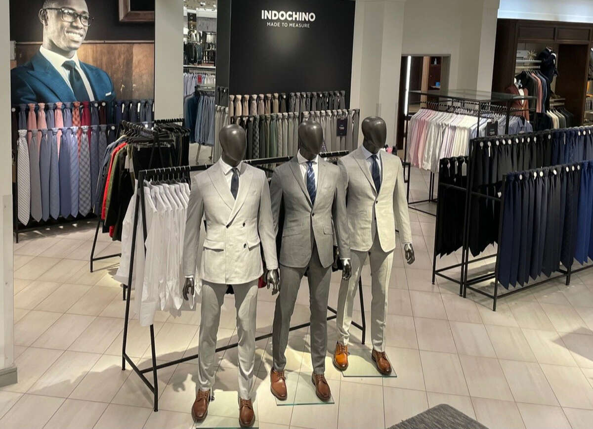 Indochino is opening a new shop in Nordstrom's La Cantera location.