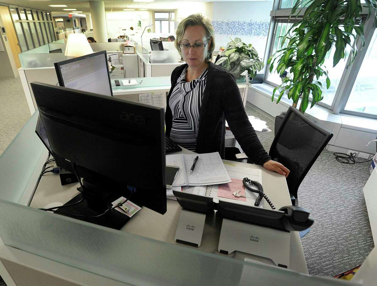 Options that can make working even more comfortable include an excellent, multi-adjustable ergonomic chair and a sit/stand or treadmill desk.
