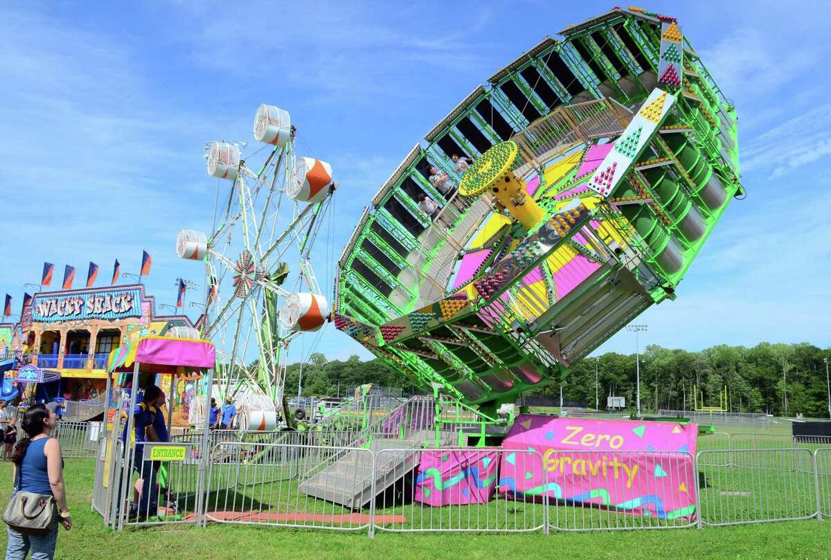 Trumbull Day 2019 at Trumbull High School in Trumbull, Conn., on Saturday June 29, 2019. After being canceled last year due to COVID-19, Trumbull Day returns on July 2 and July 3.