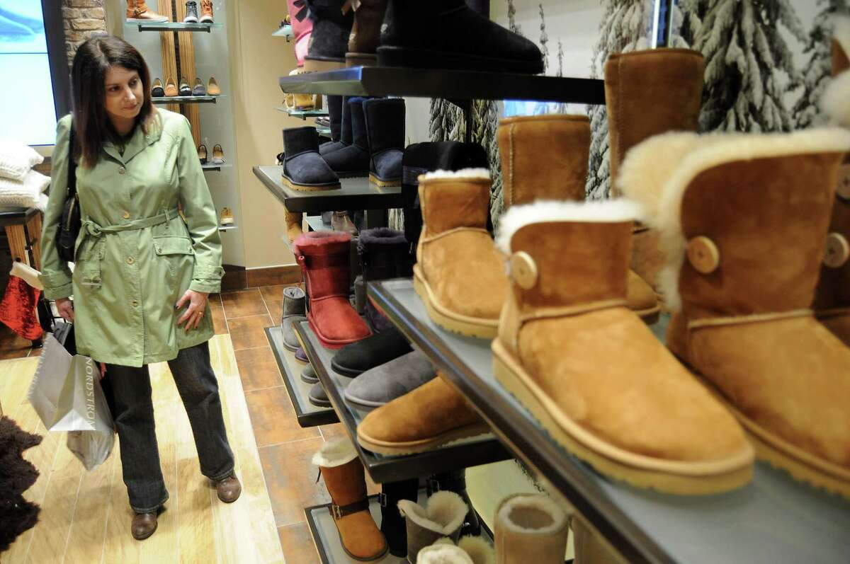 By definition, if you like, say, Ugg boots - yeah, you're cheugy.