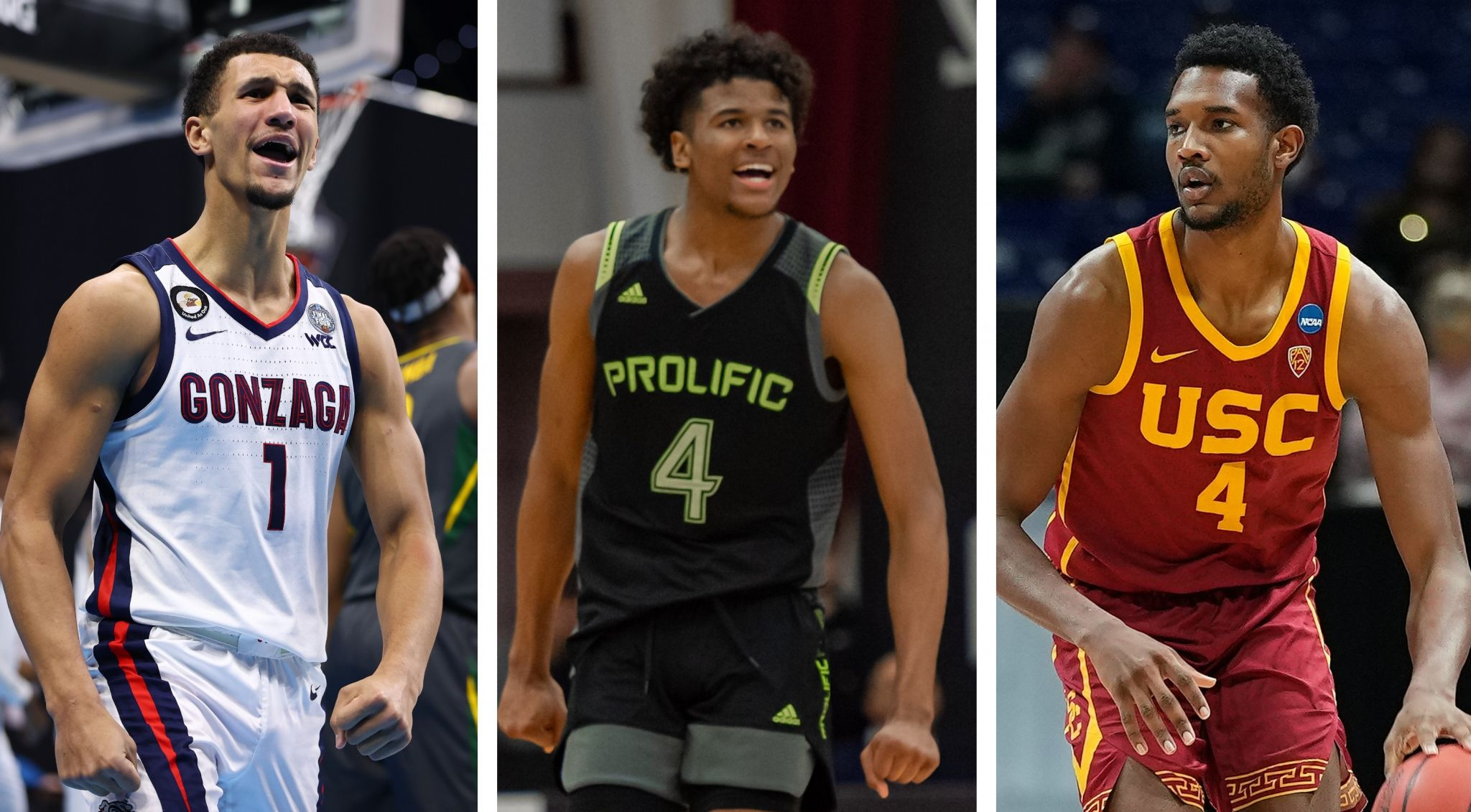 Breaking down Rockets' options with No. 2 pick in NBA Draft