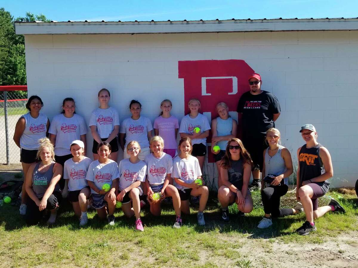 Bear Lake hosts a softball camp for students in grades 5-8 on June 14-16. (Courtesy photo)