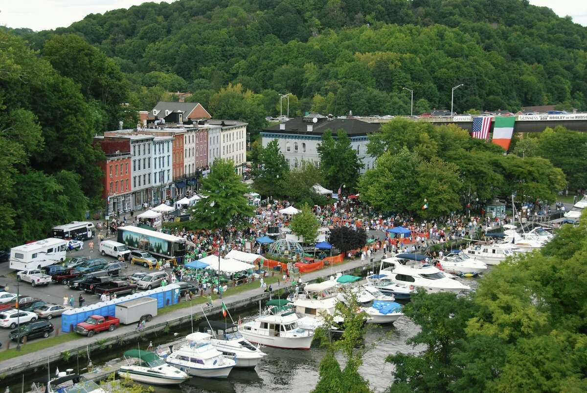 """Like most summer festivals last year, the Hooley on the Hudson Irish festival was postponed by the pandemic. It returns this Labor Day weekend. """"We need it,"""" said of the event's organizers. """"I think we're ready to celebrate."""""""