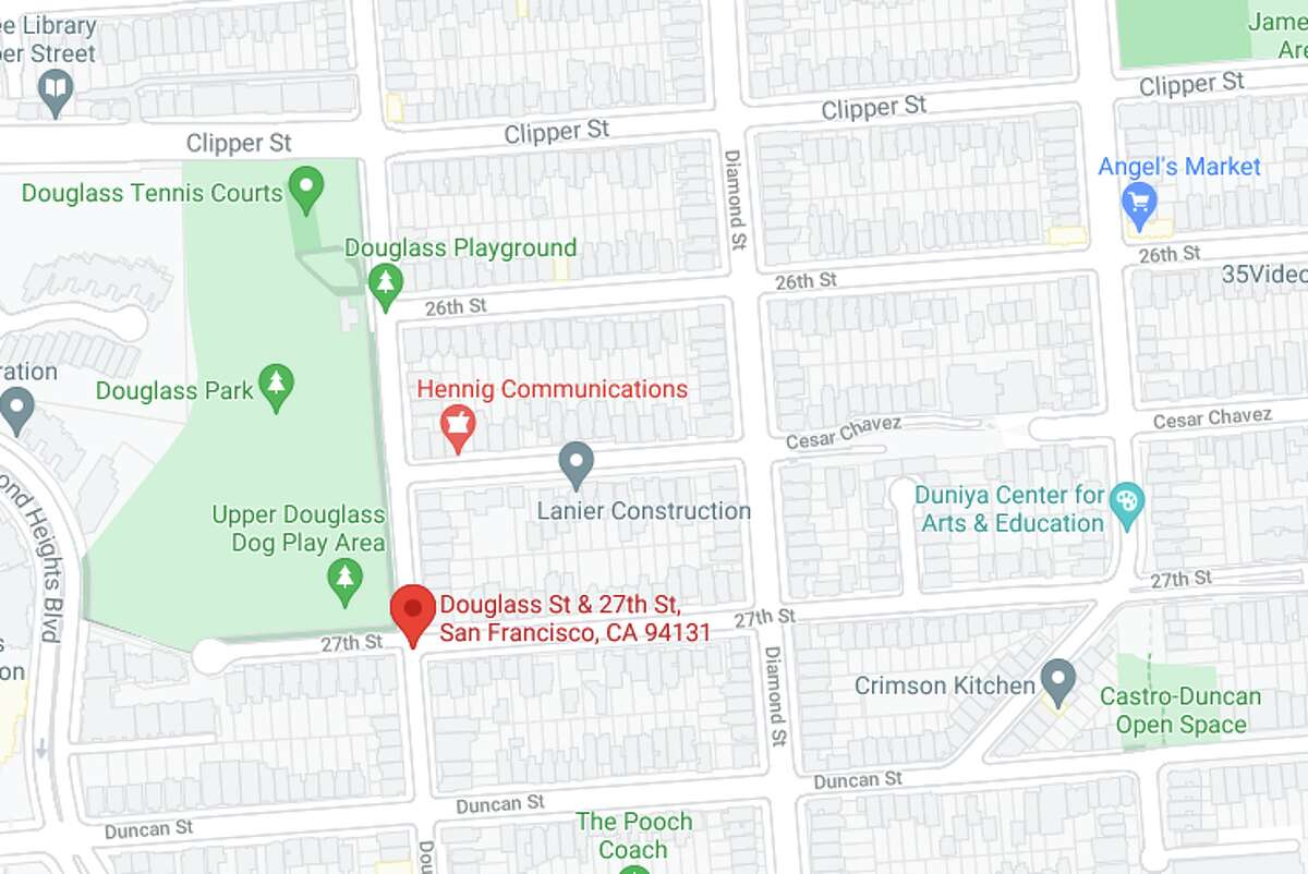San Francisco police officers from Mission Station responded to the area of 27th and Douglass streets for a report of a shooting on Tuesday, June 22, at approximately 1 a.m.