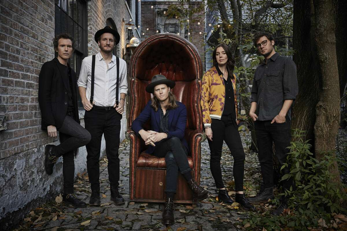 """Known for the songs """"Ophelia"""" and """"Ho Hey,"""" the band the Lumineers recently recorded their fourth album in Ulster County."""