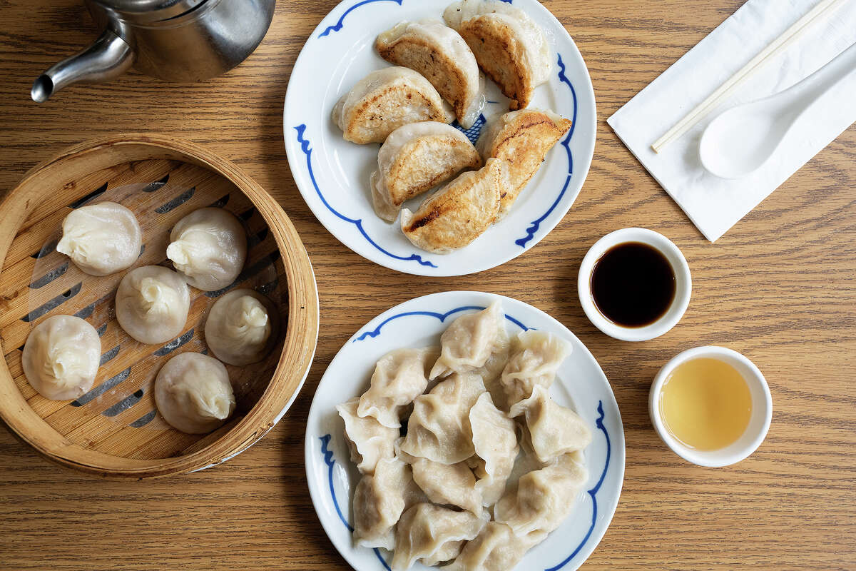 """With six restaurants serving jiaozi, and a storefront that sells frozen ones, Taraval Street in the Parkside neighborhood is a hidden """"dumpling row."""""""