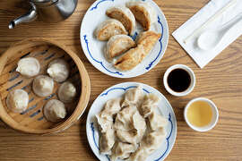 With nine restaurants serving dumplings, and a storefront that sells frozen ones, Taraval Street in the Parkside neighborhood has become San Francisco's unofficial 'dumpling row.'