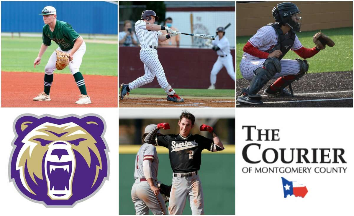 Marshall Hale (TWCA), Mitch Hall (Magnolia), Nathen Linan (Splendora), Tristan Peterson (Montgomery) and Conner Westenburg (Porter) are nominees for The Courier's Defensive MVP.
