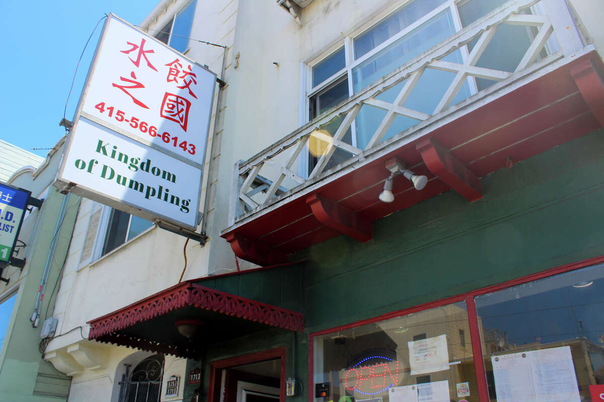 The unofficial epicenter of San Francisco's Dumpling Row is Kingdom of Dumpling, which opened in 2007.