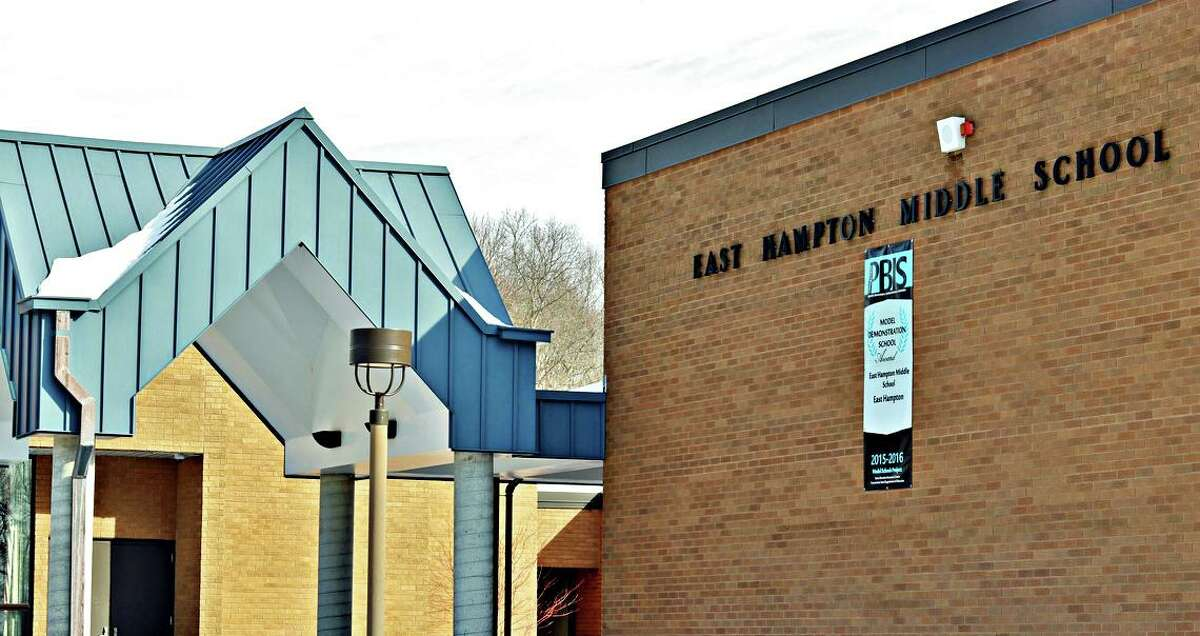 East Hampton Middle School is located at 19 Childs Road.