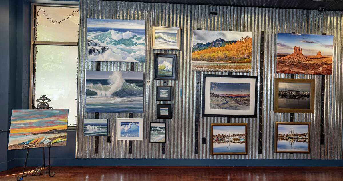 The BACA Gallery will host 35 area artists showing all kinds of media from photography to paintings and sculpture July 1 through the end of August.