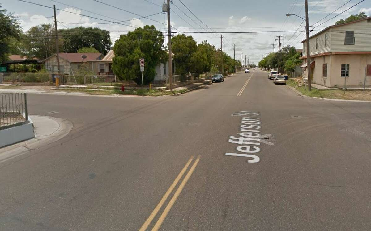 Laredo Fire Department crews responded to a two-vehicle crash with a rollover reported at about 6:26 p.m. Wednesday in the intersection of Main Avenue and Jefferson Street.