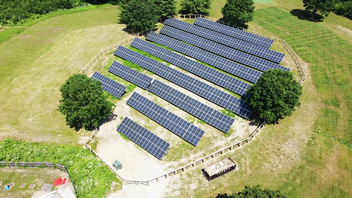 Hartford-based Verogy Solar recently completed its three-part solar project at Essex Meadows.