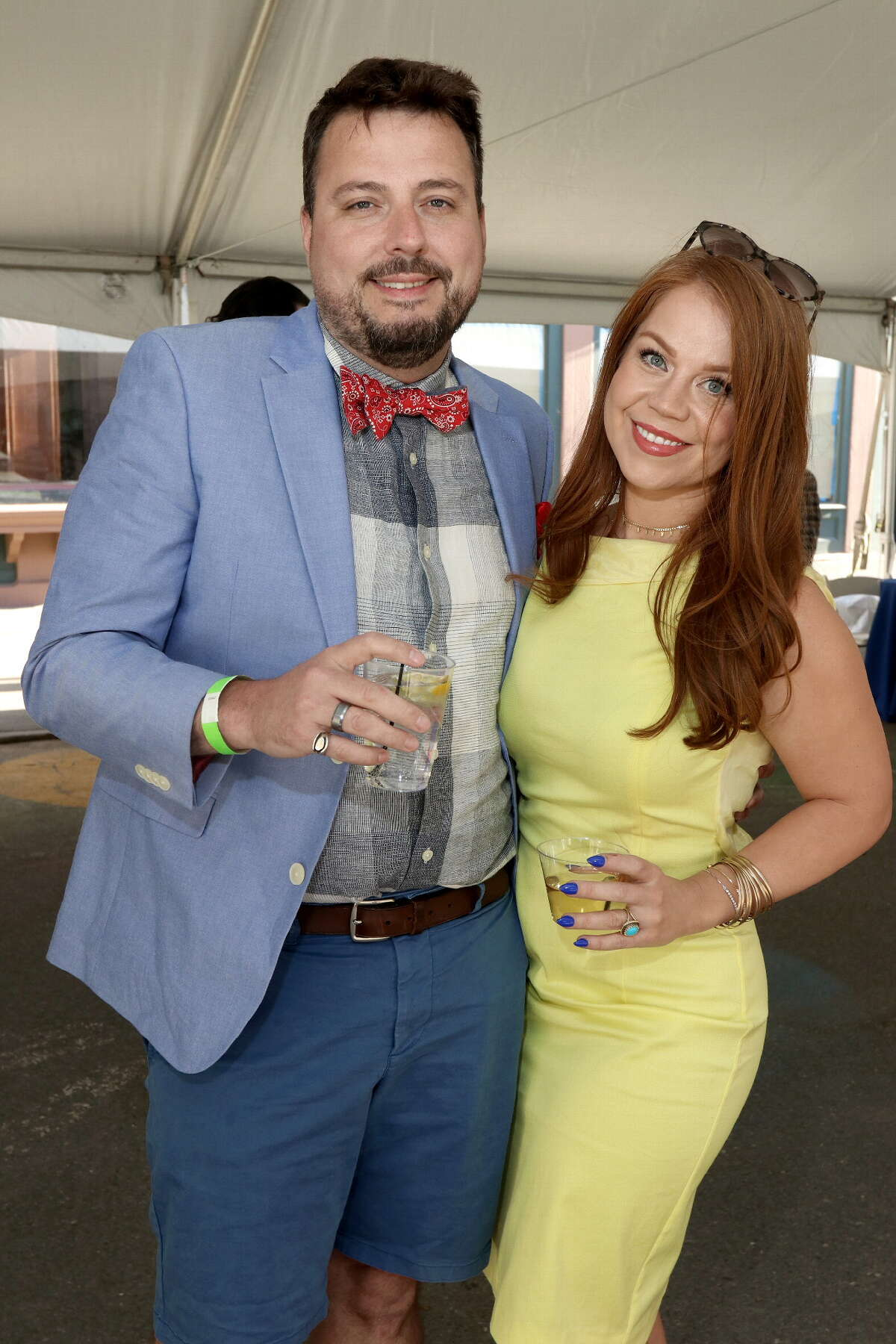 Were you Seen at The Arts Center of the Capital Region's Gala honoring Leslie Cheu and The Troy Savings Bank Charitable Foundation, and Robert McCarthy and The McCarthy Charities on June 23, 2021, In Troy, N.Y.?