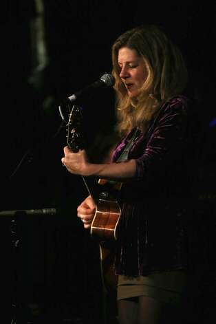 Dar Williams at Ridgefield Playhouse, Ridgefield Singer-songwriter Dar Williams will be performing under the Ridgefield Playhouse tent on Friday. Find out more.  Photo: Al Pereira/WireImage / 2015 Al Pereira