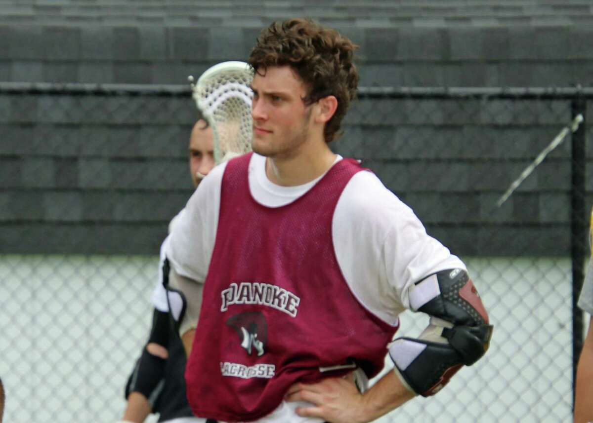 Luke Kammerman's path from Trumbull led him to Roanoke College, where he was conference Rookie of the Year.