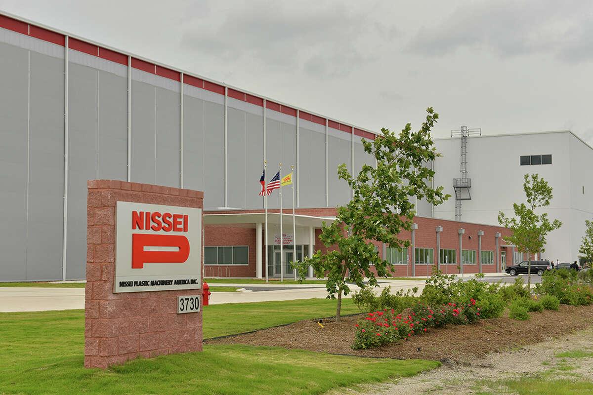 Nissei is moving its headquarters to San Antonio.