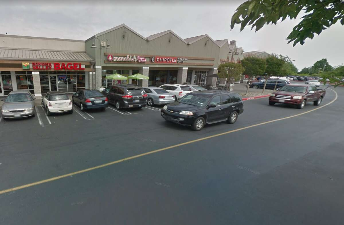 The incident allegedly took place at the Santa Rosa Marketplace.