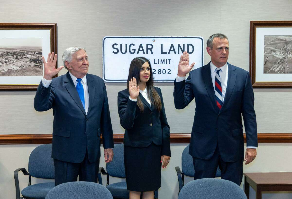 The Sugar Land City Council approved the appointment of James D. Connelly, Erum Jivani and Shawn M. McDonald as Sugar Land Municipal Court associate judges.