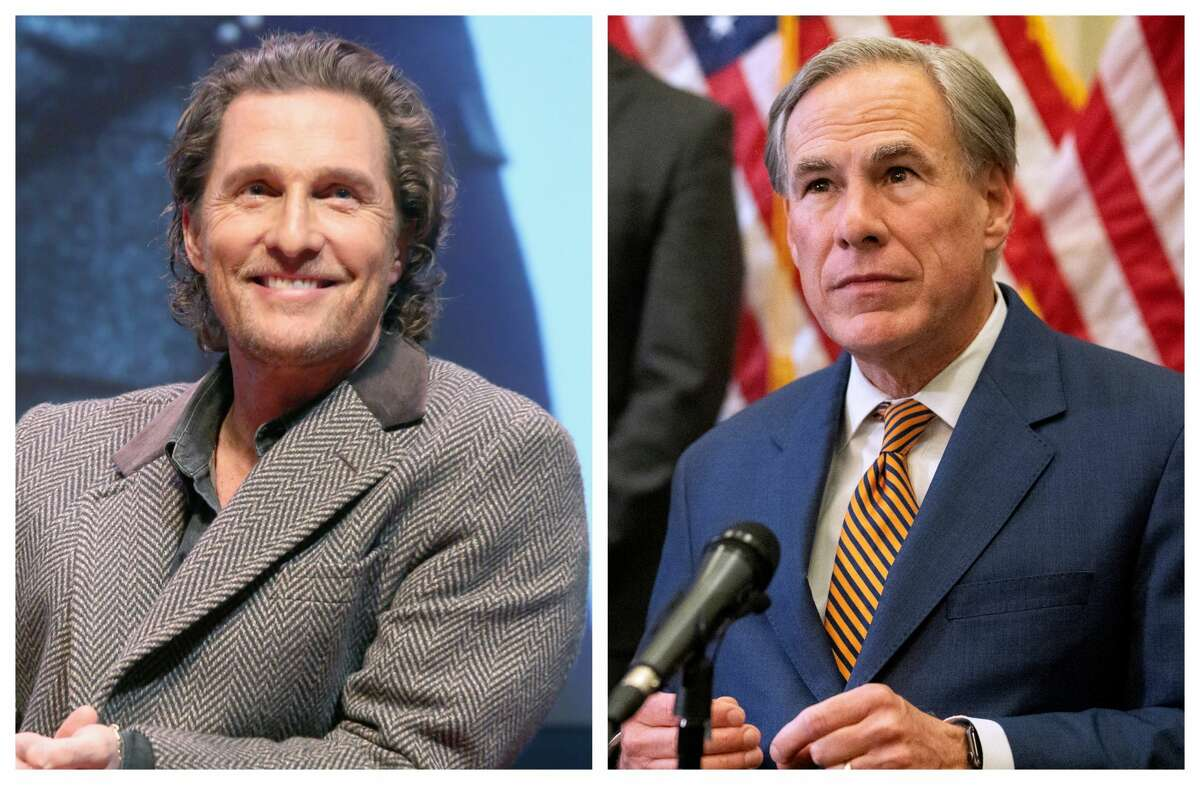 Matthew McConaughey might have some pretty good odds against Gov. Greg Abbott if he chooses to run.