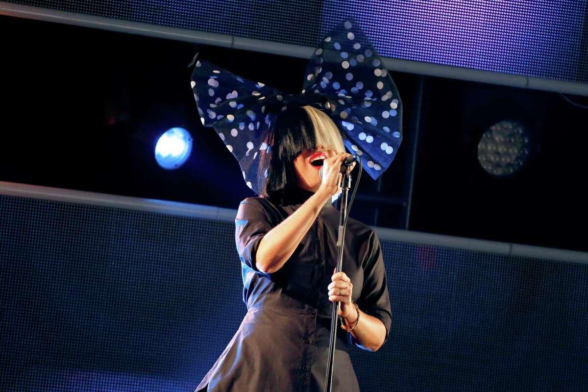 Sia Furler, musician.