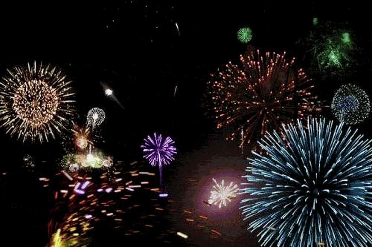 The Caseville Chamber of Commerce is closing in on its fundraising target for this year's fireworks show. (Caseville Chamber of Commerce/Courtesy Photo)