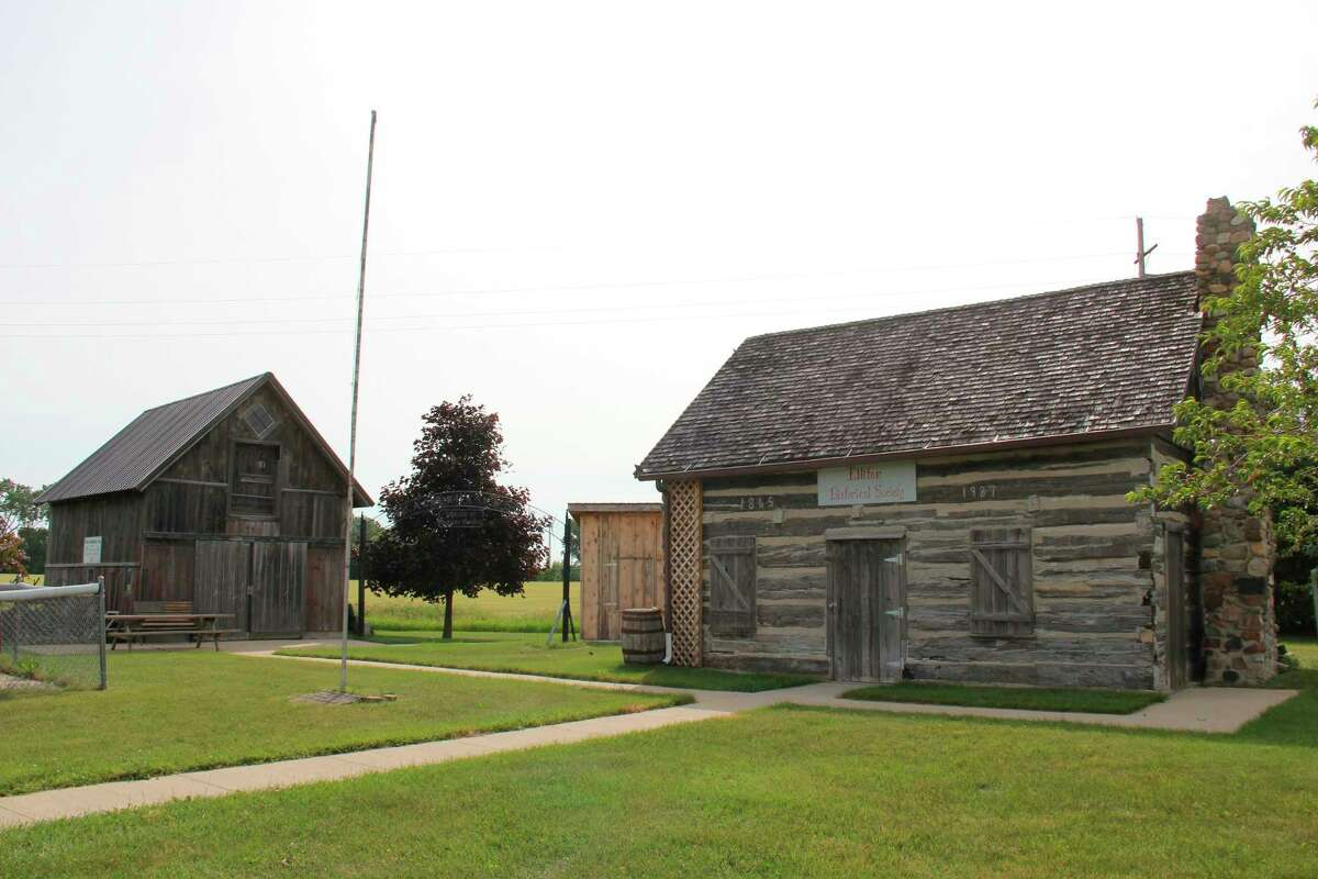 The log cabin and barn at Ackerman Park in Elkton will also be open for the first time since COVID-19 hit this weekend. (Robert Creenan/Huron Daily Tribune)