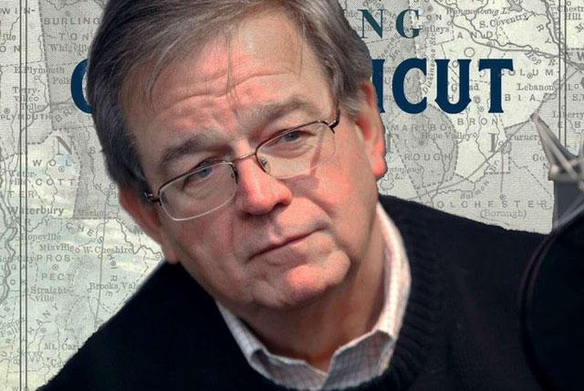 Walter Woodward, Ph.D., associate professor of history at UConn.