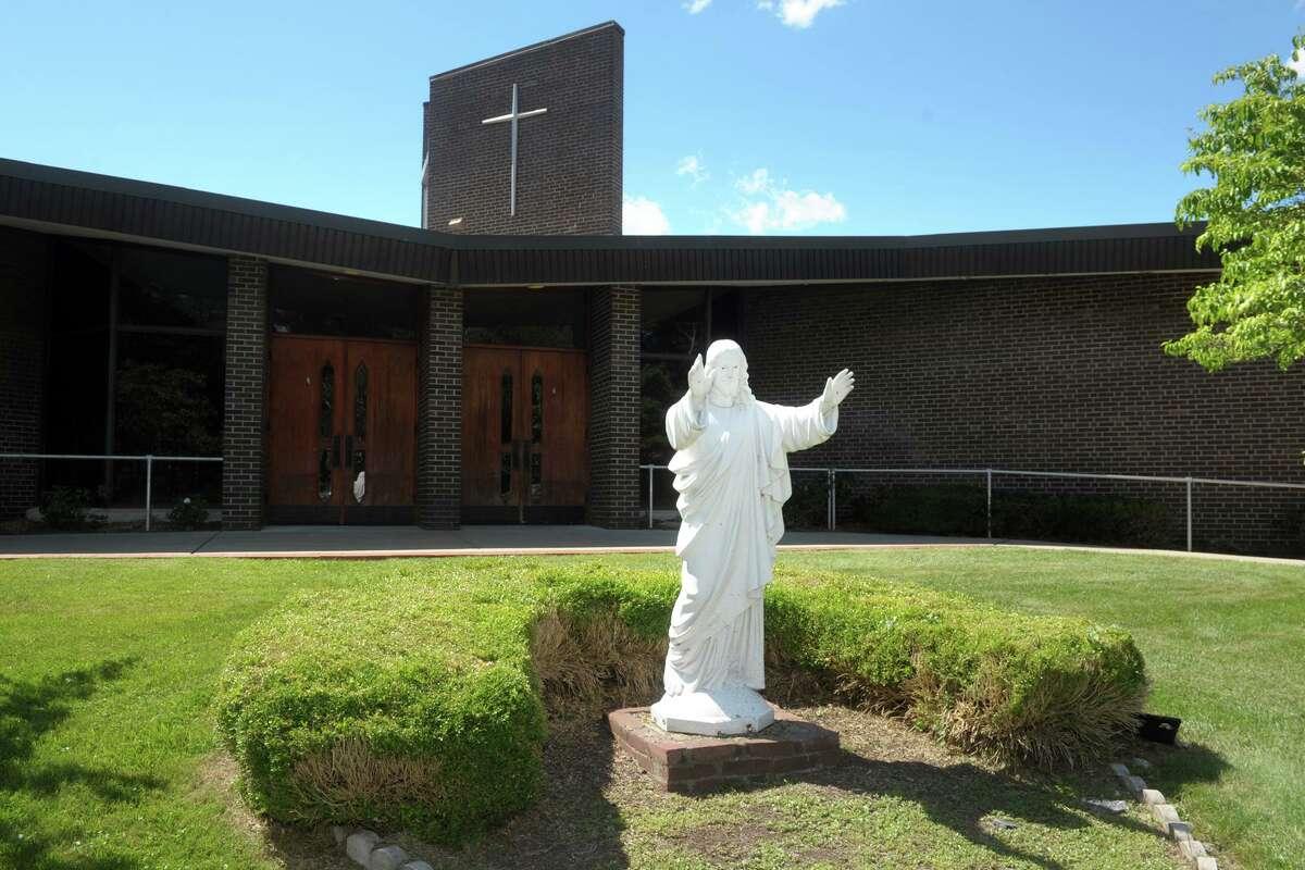 Christ the Redeemer Church, in Milford, Conn. June 23, 2021.