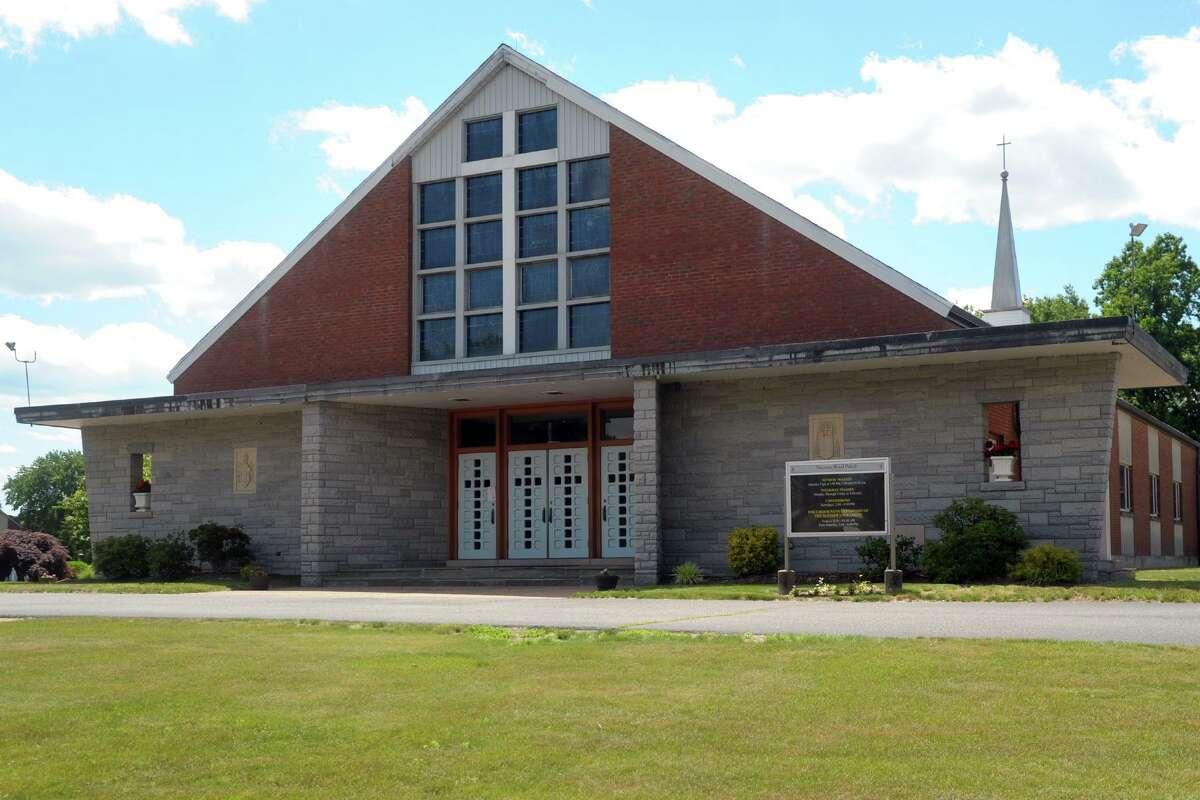 St. Agnes Church, in Milford, Conn. June 23, 2021.