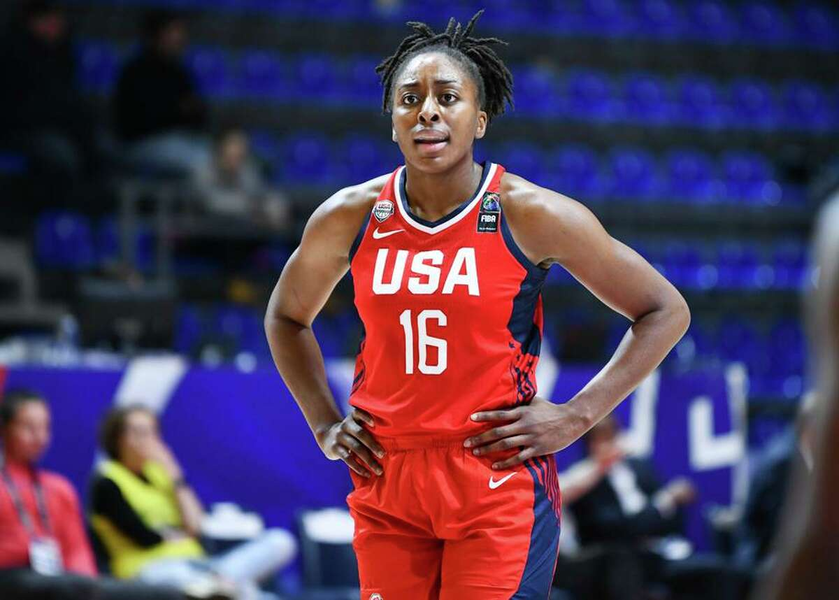 Nneka Ogwumike, the only WNBA MVP to never make an Olympic team, isn't on the U.S. roster for the Tokyo Games.