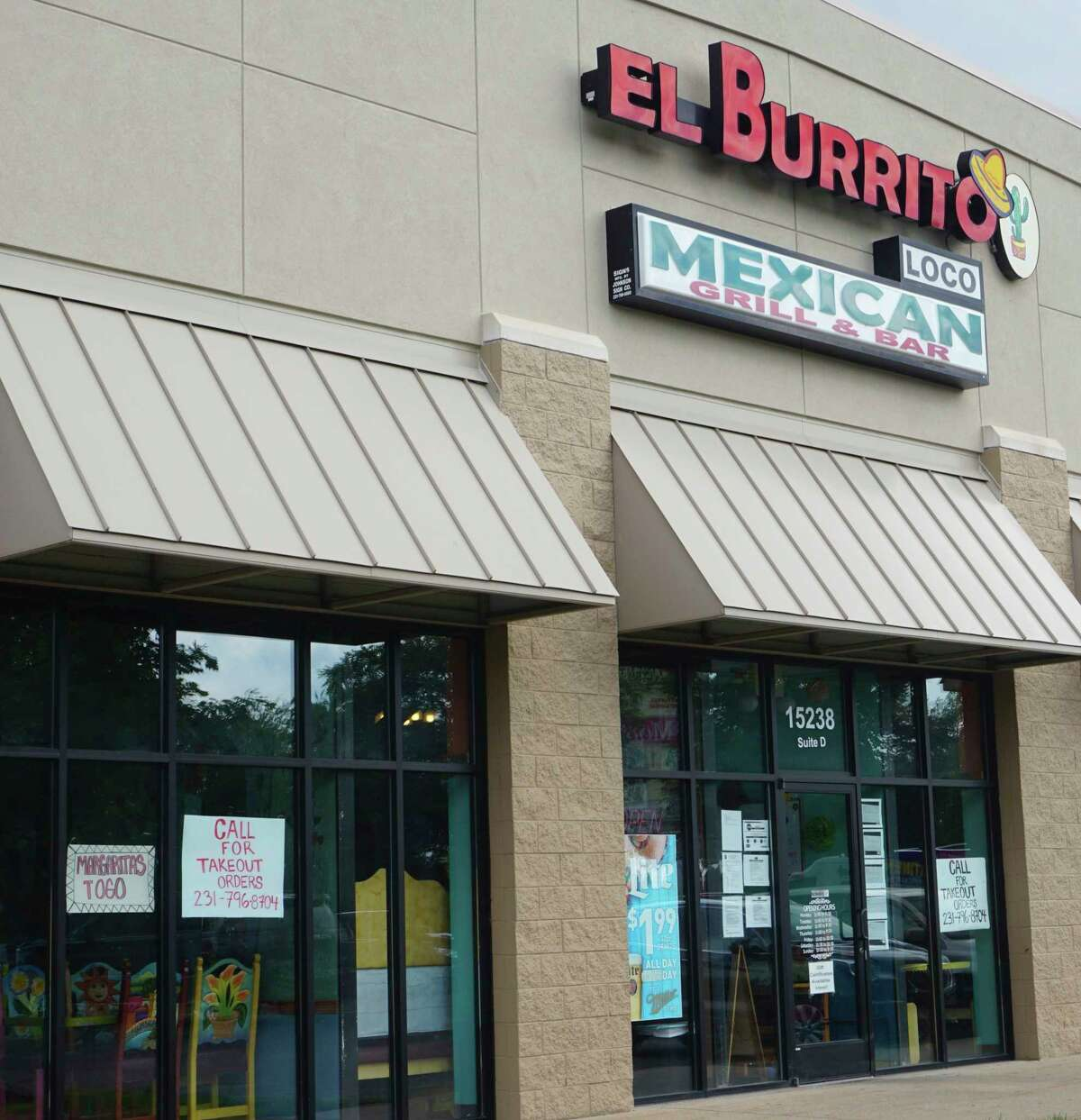 Located on Isabella Drive in Big Rapids, El Burrito Loco is go-to spot for anyone who loves authentic Mexican dishes. (Pioneer photos/Joe Judd)