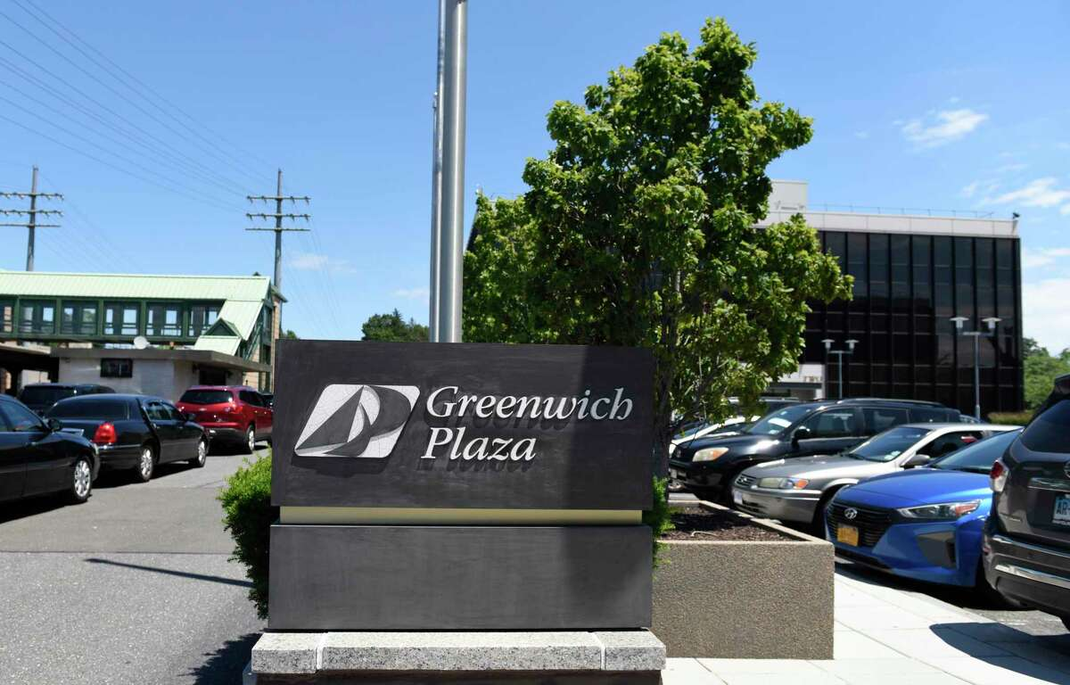 The future home of iCapital Network located at 2 Greenwich Plaza in Greenwich, Conn. Thursday, June 24, 2021. Gov. Ned Lamont announced Thursday that iCapital Network, founded in New York City in 2013, plans to open its new Connecticut office this fall and the company is already actively recruiting to hire for positions in technology, client services, finance and legal.