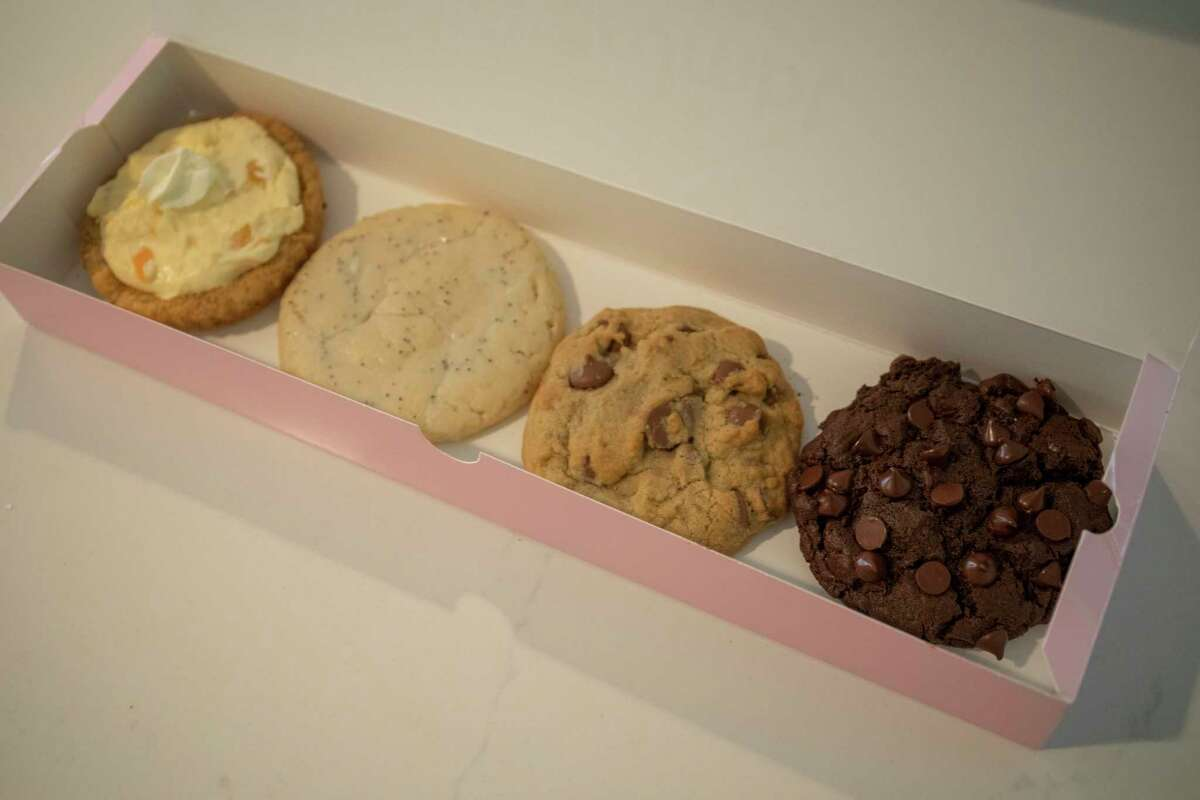 Crumbl Cookies held a grand opening Thursday June 24, 2021 at 400 Midland Dr. Suite 501. Jacy Lewis/Reporter-Telegram
