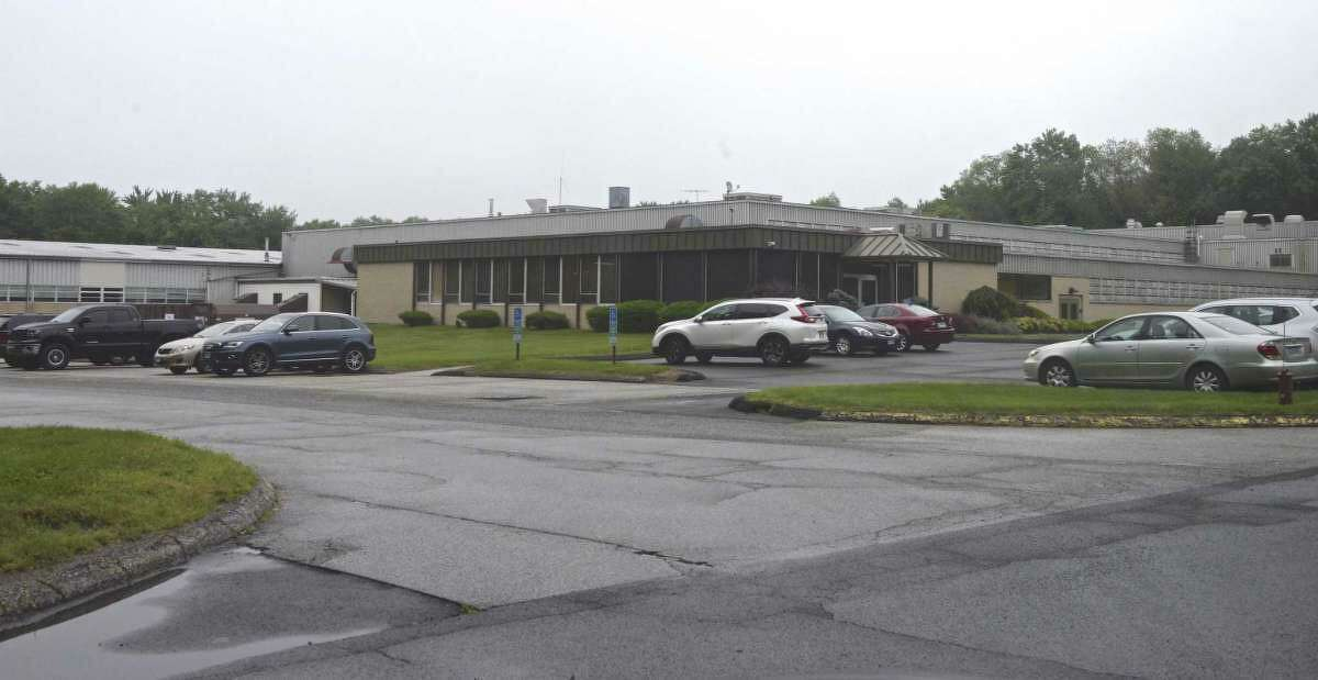 File photo. Hubbell Inc. off Route 25 in Newtown has sold its factory to an Ohio-based distributor that is seeking tax incentives to open a northeast headquarters.