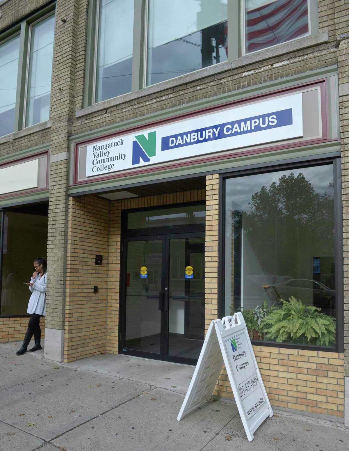 Students attending Naugatuck Valley Community College in Danbury this fall will be required to be fully vaccinated.