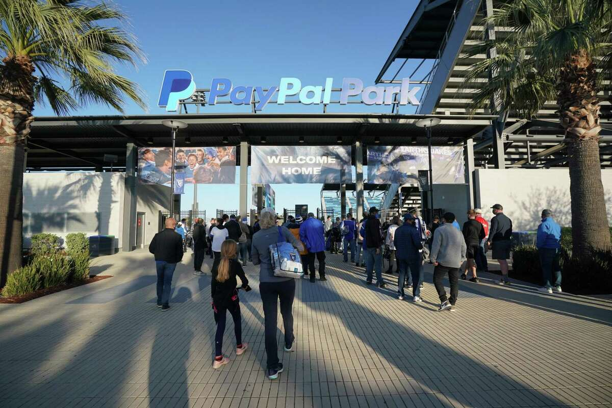 The San Jose Earthquakes will have a full house for Saturday's game against the LA Galaxy, the first time since the coronavirus pandemic began that PayPal Park has been allowed to be at full capacity.
