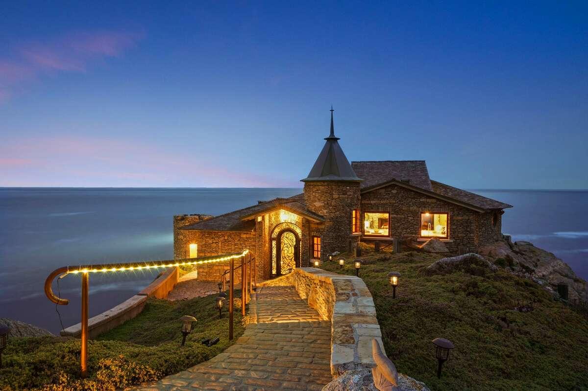 Kim Novak's former home, Gull House, is for sale for $12.5 million in Carmel, Calif.