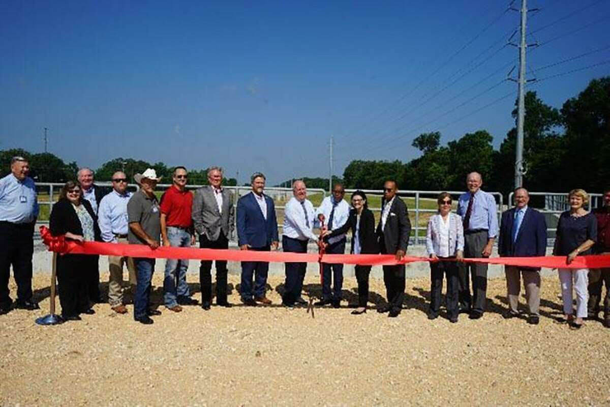 On June 15, Houston Mayor Sylvester Turner joined members from the Coastal Water Authority, the Texas Water Development Board, Houston Public Works leadership along with some of the Lake Houston community for a ribbon-cutting in honor of the completion of the Luce Bayou Interbasin Transfer Project according to a press release from the mayor's office.