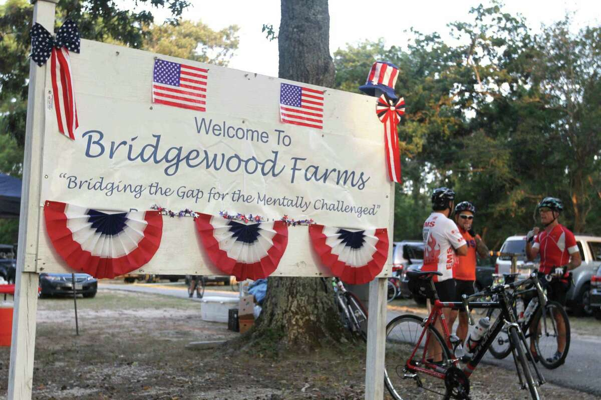 The Burn Your Buns bike race is back this year. It's on Fourth of July morning at Bridgewood Farms.