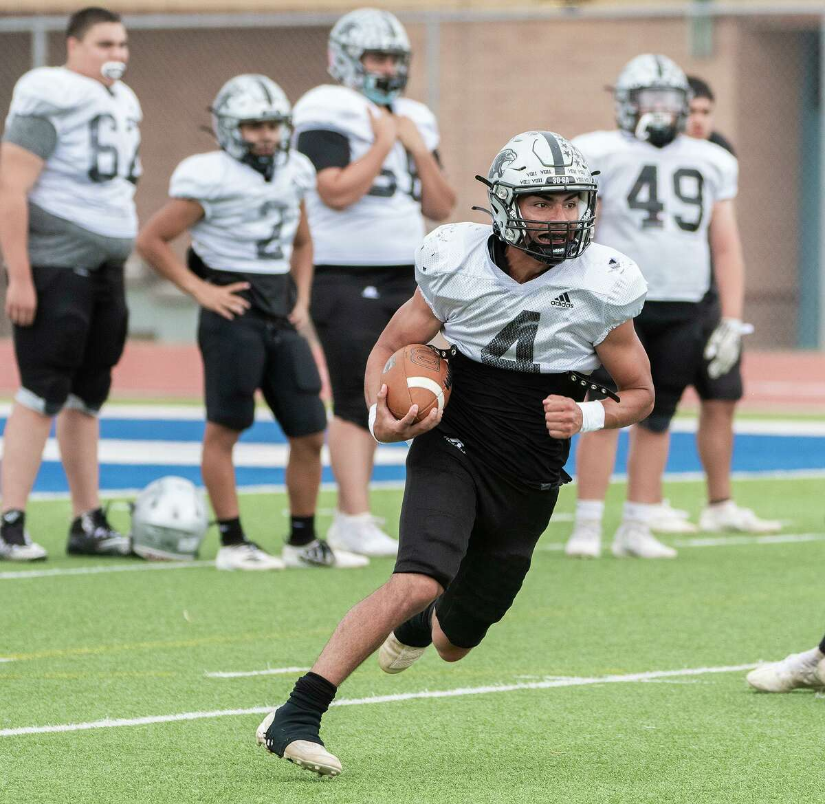 United South opens pool play in the the Texas 7-on-7 State Championships on Friday in College Station.