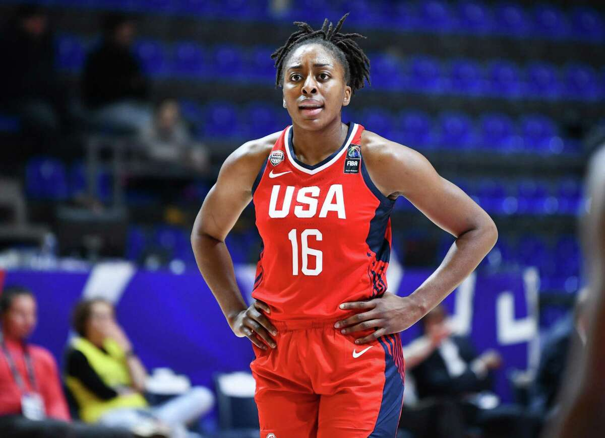 Nneka Ogwumike, a six-time WNBA All-Star and former MVP, was absent from the 12-player U.S. Olympic roster released on Monday.