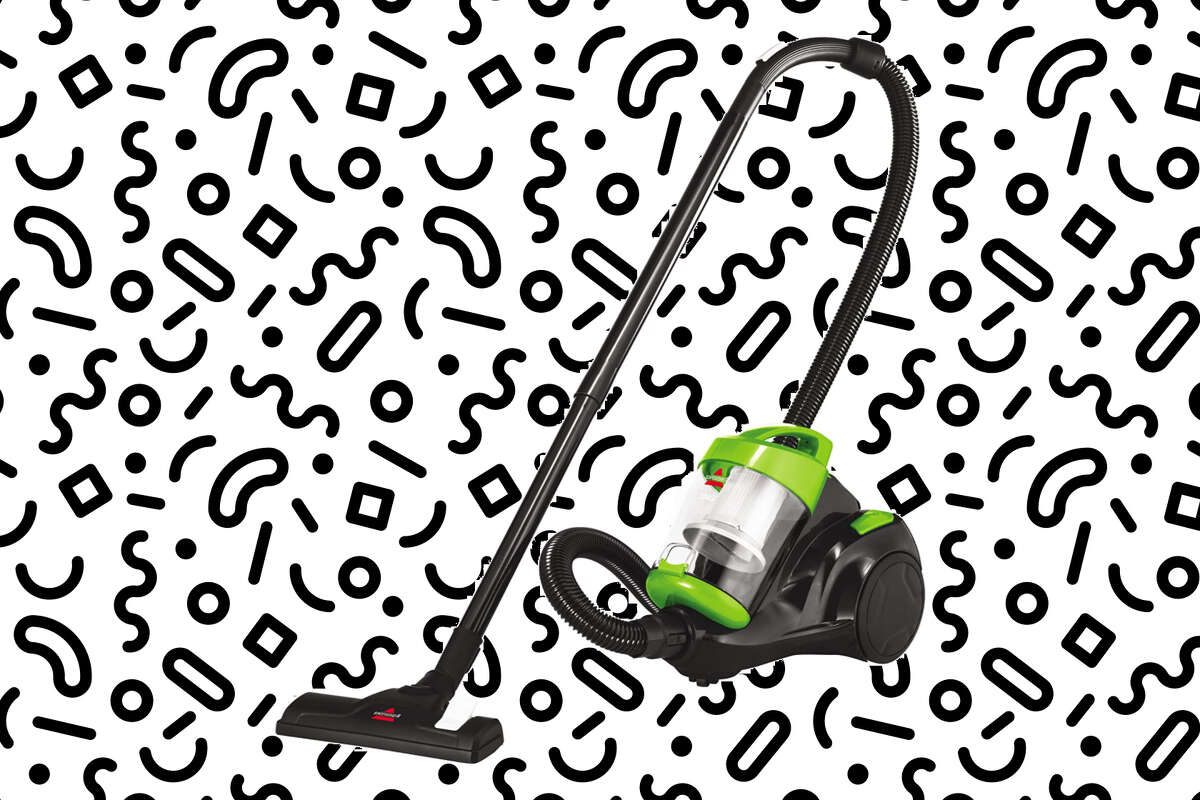 Bissell Zing Canister Vacuum, $59 at Amazon