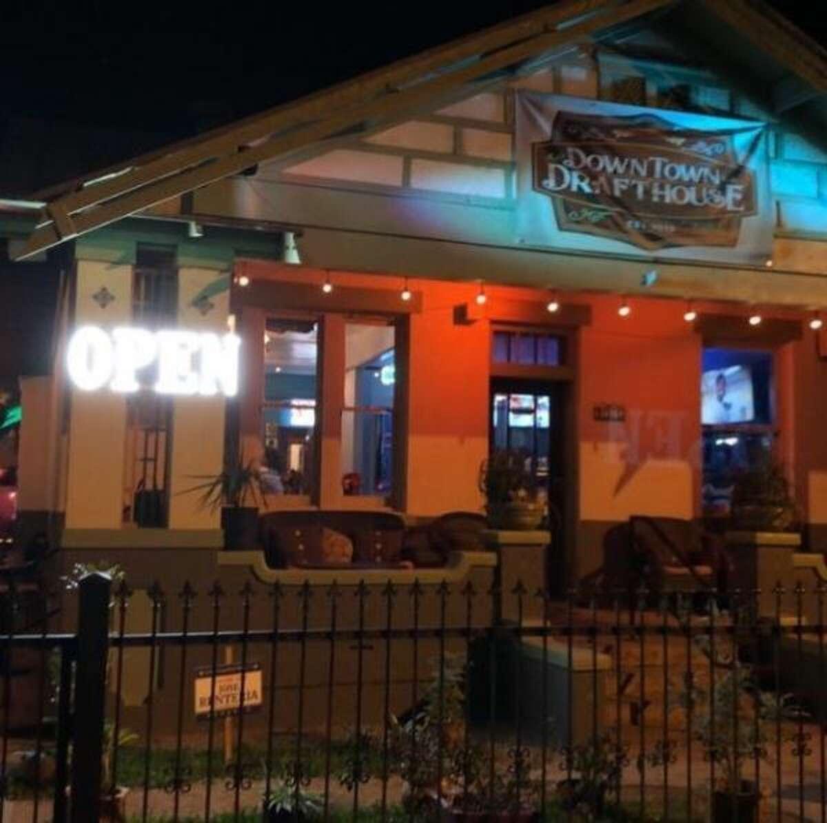 Downtown Drafthouse, 811 Iturbide St. 2 p.m.: GCPA Lottery 4:15 p.m.: EM&M'S 6 p.m.: Blue Sock Trio