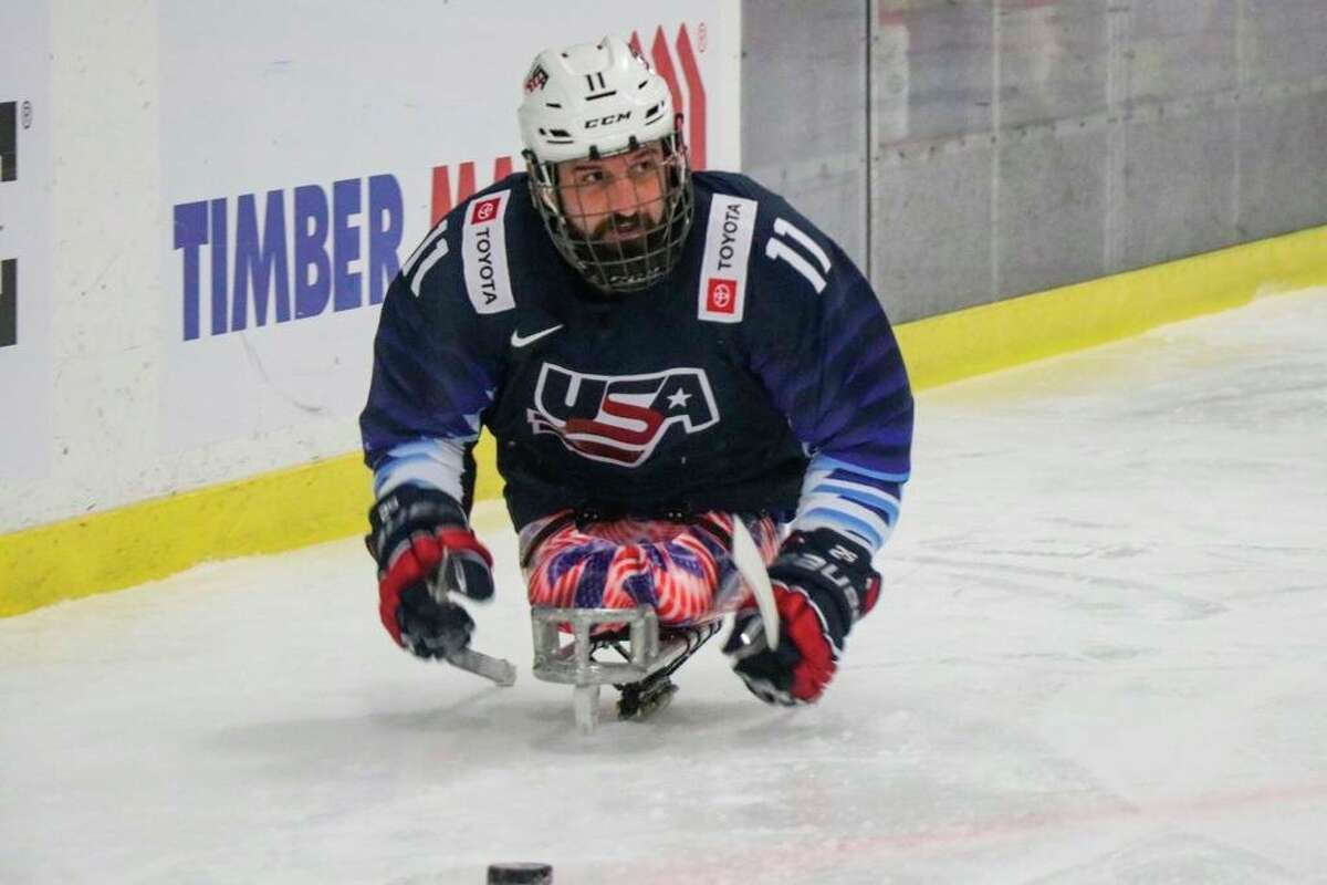 Port Hope native Joe Woodke and the USA Para Ice Hockey team play for the gold medal in the World Championships in Czech Republic on Saturday.