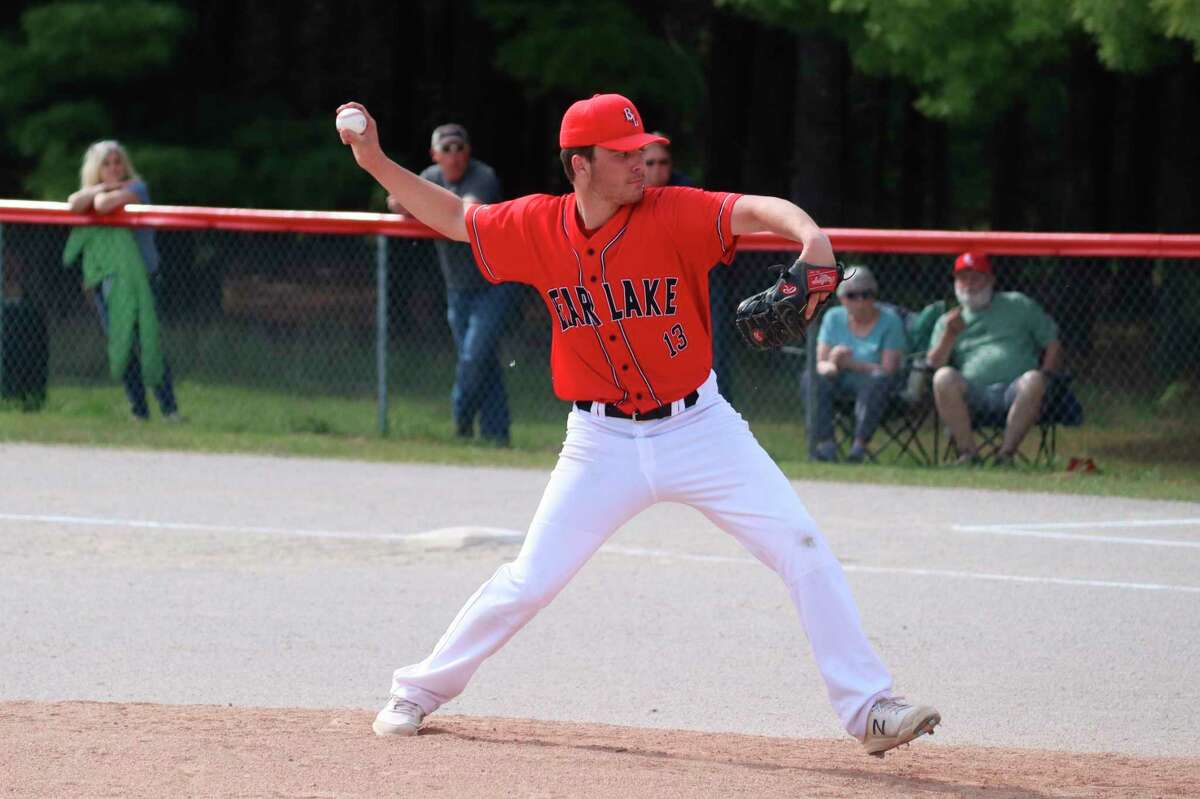 Jake Griffis led Lakers pitchers in strikeouts this spring. (News Advocate file photo)