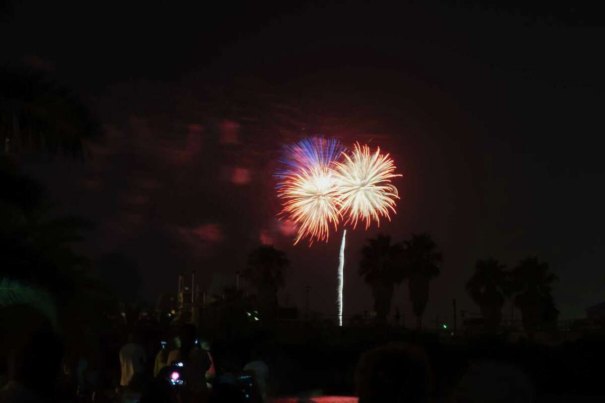 Fireworks are scheduled to burst over the Kemah Boardwalk on July Fourth. Other area cities are planning events ranging from children's bike parades to concerts.