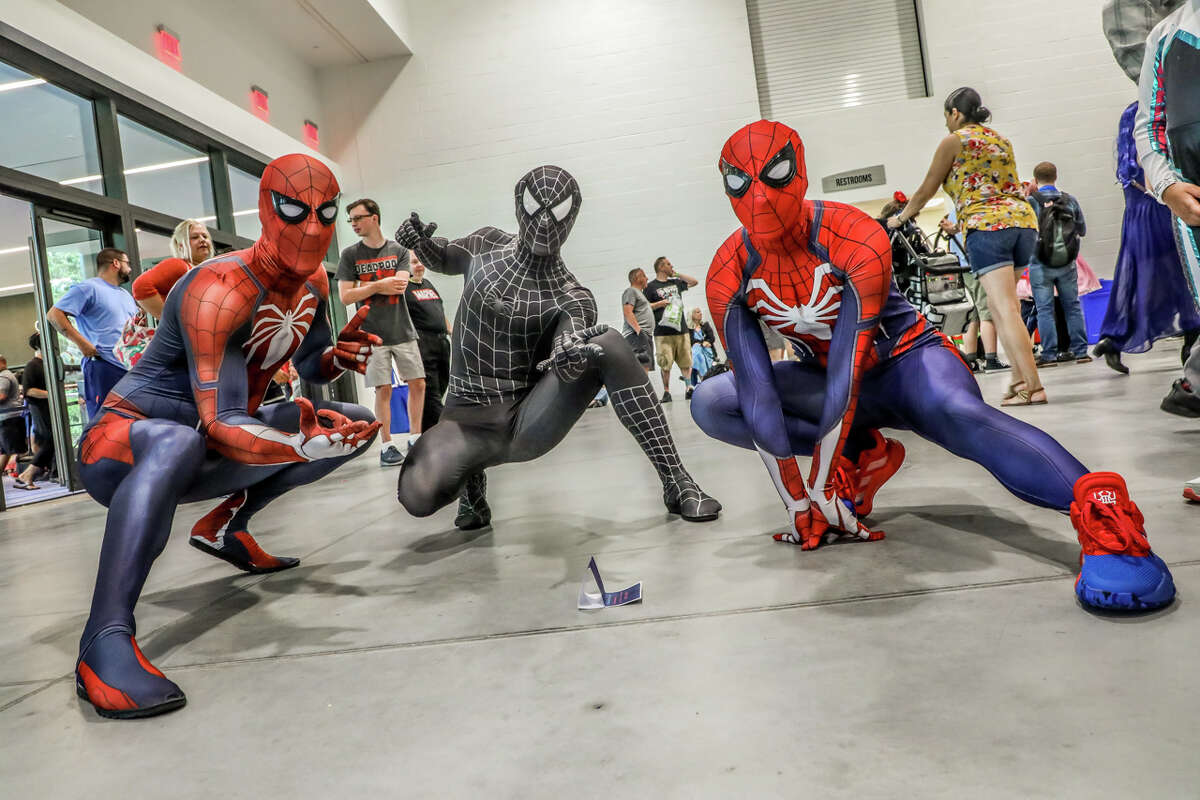 Terrificon will hold its annual comic convention from July 30 to August 1 in the Mohegan Sun Convention Center.