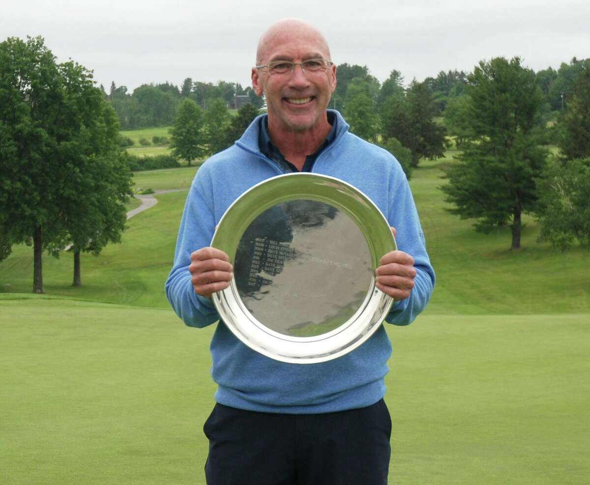 Craig Platt, who plays out of Mill River Country Club, won the 15th CSGA Senior Match Play championship at Torrington Country Club in Goshen on Friday, June 25, 2021.